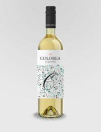 """Вино """"Колореа Совиньон-Блан"""" белое сухое 0,75л."""