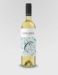 """Вино """"Колореа Вердехо"""" белое сухое 0,75л."""